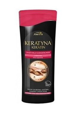 JOANNA Keratín Conditioner With Keratin 200g - keratínový kondicionér na poškodené vlasy