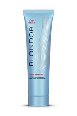 WELLA Blondor Soft Blonde Cream 200ml - krémový melír, zosvetľovač o 7 odtieňov