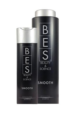 BES PHF SMOOTH Shampoo 1000ml - uhladzujúci šampón zabraňujúci krepovateniu vlasov
