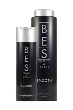 BES PHF SMOOTH Shampoo 300ml - uhladzujúci šampón zabraňujúci krepovateniu vlasov