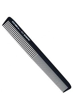 KIEPE Professional Active Carbon 517 - karbónový antistatický hrebeň na vlasy 220x30mm