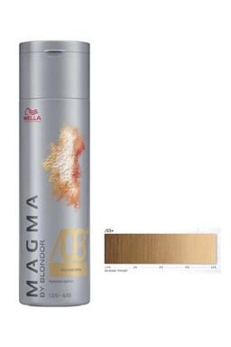 WELLA Professionals Magma By Blondor 120g - Melírovací farba č.03 + prírodná zlatá