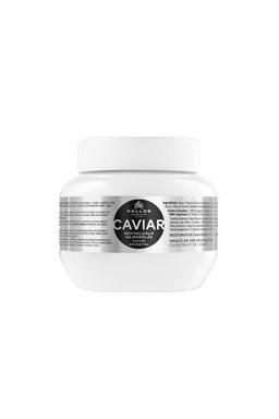 Kallos KJMN Caviar Hair Mask 275ml - regeneračná maska \u200b\u200bna poškodené vlasy
