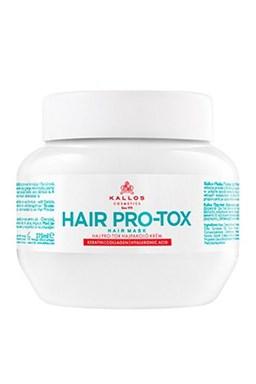 Kallos KJMN Hair Pro-Tox Mask 275ml - vl. Maska s keratínom a kyselinou hyalurónovou