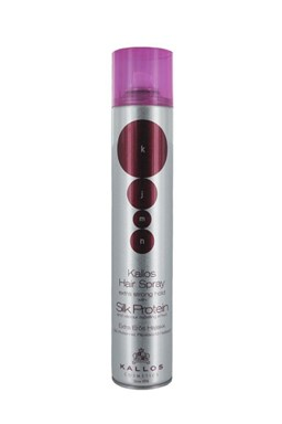 Kallos KJMN Hair Spray Extra Strong 500ml - veľmi silno tužiaci lak na vlasy