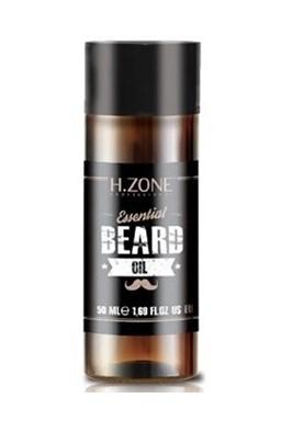 H-ZONE Essential Beard Oil 50ml - Olej na fúzy