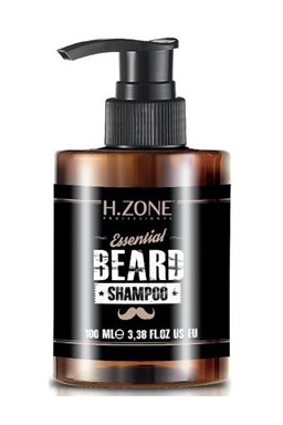 H-ZONE Essential Beard Shampoo 100ml - Šampón na fúzy