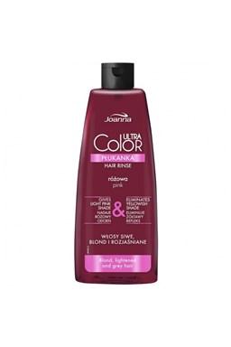 JOANNA Ultra Color PINK Hair Rinse 150ml - tónovacie vlasová voda (preliv) - ružová