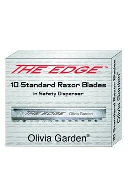 OLIVIA GARDEN The Edge Razor Blades 10ks - žiletky do britvy Olivia Garden Edge Razor