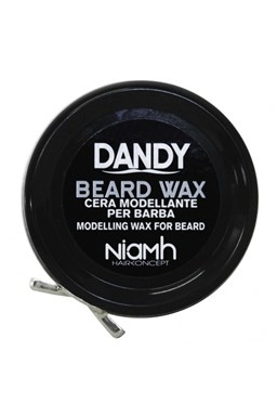 DANDY Beard Wax 50ml - Vosk na fúzy, bradu a fúzy