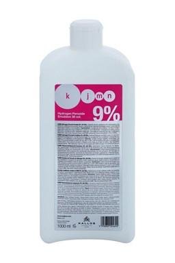 Kallos KJMN 9% (30vol) Hydrogen Peroxide Emulsion - krémový peroxid vodíkov 1000ml