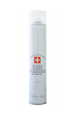 LOVIEN ESSENTIAL Urban Style Fix Spray Volumizing - lak pre väčší objem 500ml