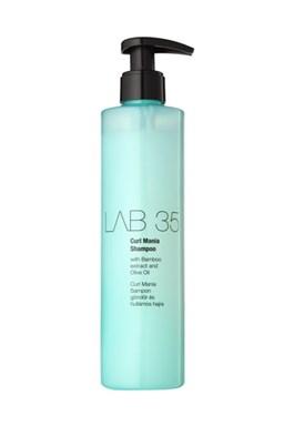 Kallos Lab35 Curl Mania Shampoo 300ml - šampón pre vlnité vlasy