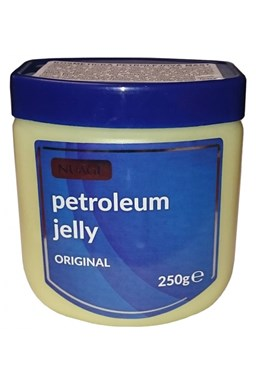 Nuage Pertroleum Jelly 250g - petrolejová masť, kozmetická vazelína