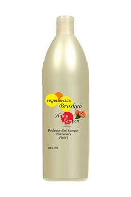 HELEN Ovocný šampon Profesionální hluboce čistící šampon na znečištěné vlasy 1000ml