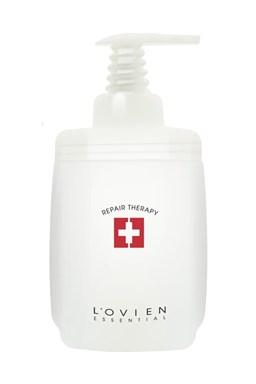 L'OVIEN ESSENTIAL Repair Therapy Mask 1000ml - reg. Maska pre suché a lámavé vlasy