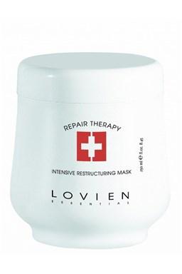 L´OVIEN ESSENTIAL Repair Therapy Mask 250ml - reg. maska pro suché a lámavé vlasy