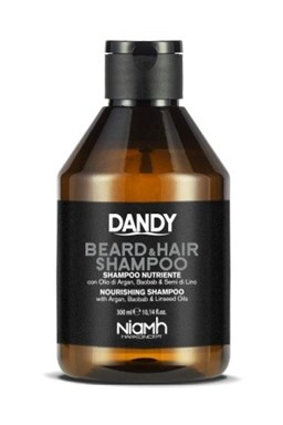 DANDY Beard And Hair Shampoo 300ml - Šampón na bradu, fúzy a vlasy
