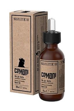 SELECTIVE For Man Beard Oil 50ml - olej na fúzy a fúzy, rozčesávacia a zmäkčujúce