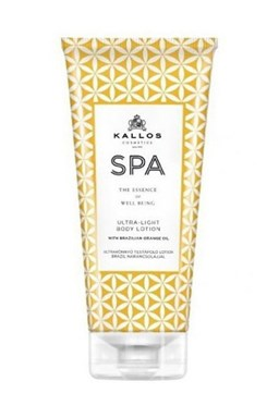 Kallos SPA Orange Oil Body Lotion 200ml - telové mlieko s olejom z pomaranča