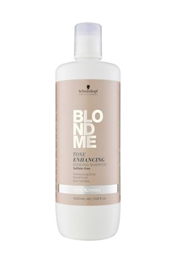 SCHWARZKOPF Blondy Cool Blondes Bonding Shampoo 1000ml - šampón pre ľadovú blond