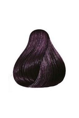 WELLA Color Touch Plus Semi-permanantní farba Intenzívne tmavo hnedá prírodné fialová 33-06