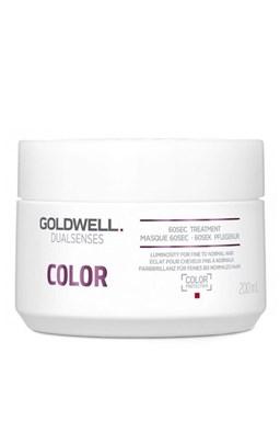 GOLDWELL Dualsenses Color 60sec Treatment 200ml - kúra pre farbené a tónované vlasy