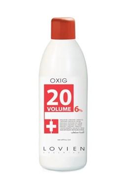 LOVIEN ESSENTIAL OXIG 6% Peroxid k barvám a melíru na vlasy Lovien - 1000ml