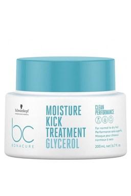 SCHWARZKOPF BC Moisture Kick Treatment 200ml - kôra pre suché a trvalené vlasy