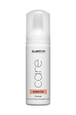 SUBRÍNA PHI Special Keratin Foam 150ml - keratínová pena na zničené vlasy
