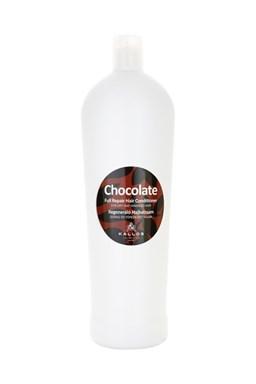 Kallos Chocolate Repair Conditioner 1000ml - kondicioner na suché lámavé vlasy
