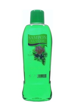 CHOPA 7 BYLÍN - bylinný šampón na mastné vlasy 1000ml
