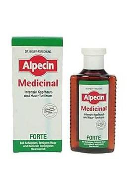 ALPECIN Medicinal Intenzívna vlasové tonikum FORTE proti lupinám a padanie vlasov 200ml