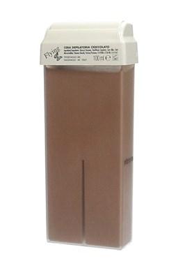 RO.IAL. Chocolade Profi depilačný vosk so širokou hlavicou - Čokoláda 100ml