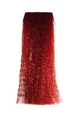 MILATON Color Cream Profi krémová barva 100ml - tmavá intenzivně červená blond 6.55
