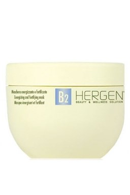 BES Hergen B2 Maska 400ml - pro barvené, trvalené a oslabené vlasy