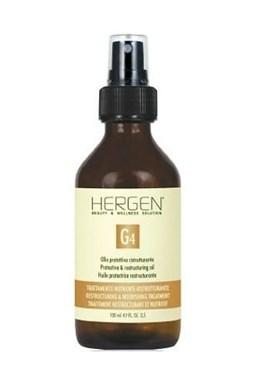 BES Hergen G4 Olej 100ml - vyživující, rekonstrukční a ochranný olej