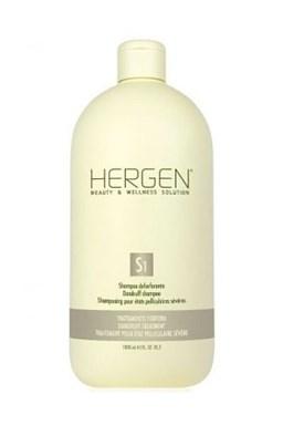 BES Hergen S1 Šampon 1000ml - intenzivní péče proti lupům