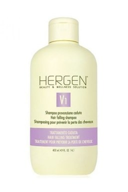 BES Hergen V1 Šampon 400ml - prevence proti padání vlasů