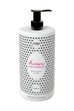 MILA Hair Cosmetics Acidifying Post Treatment 1000ml - balzám po kadeřnickém ošetření