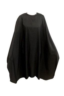 FOX Collection Kadeřnický střihací plášť Silky Line - černý