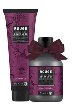 BLACK Rouge Beauty Gift Color Shampoo 300ml + Rouge Color Maschera 250ml - dárkový balíček