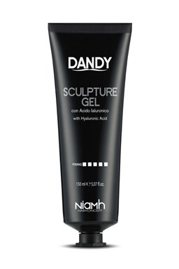 DANDY Sculpture Gel 150ml - extra fixační gel na vlasy
