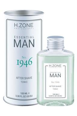 H.ZONE Essential Man No.1946 After Shave Tonic 100ml - voda po holení, jemne korenistá vôňa