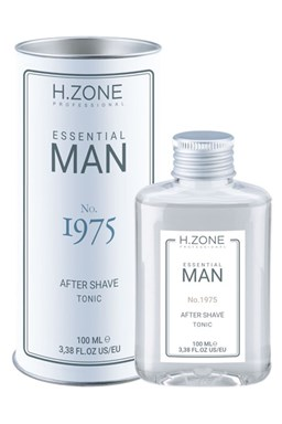 H.ZONE Essential Man No.1975 After Shave Tonic 100ml - voda po holení, mladistvá svieža vôňa