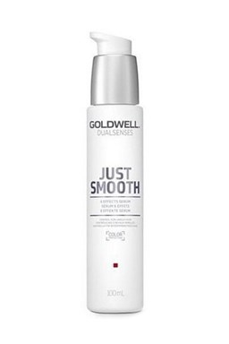 GOLDWELL Dualsenses Just Smooth 6 Effects Serum 100ml - reg. Serum uhladenie krepatých vlasov