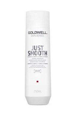 GOLDWELL Dualsenses Just Smooth Shampoo 250ml - šampón pre uhladenie krepatých vlasov
