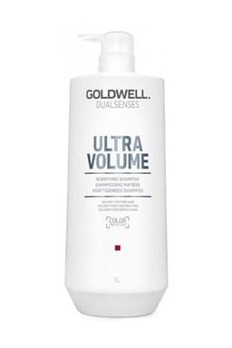 GOLDWELL Dualsenses Ultra Volume Gel Shampoo 1000ml - šampón pre väčší objem vlasov
