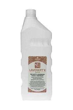 LAVOSEPT Nástroje Dezinfekčný roztok na nástroje 1000ml - s vôňou citrónu, náhradná náplň