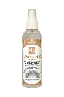LAVOSEPT Nástroje Dezinfekčný roztok na nástroje 200ml - spray s vôňou citrónu
